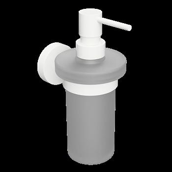 WHITE: Dávkovač tekutého mýdla 230ml