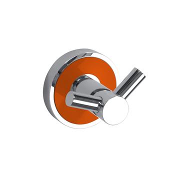 TREND-I: Věšáček dvojitý, oranžová