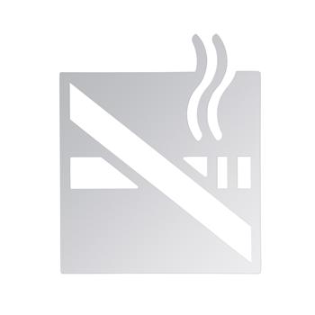 Ikona - Kouření zakázáno, lesk