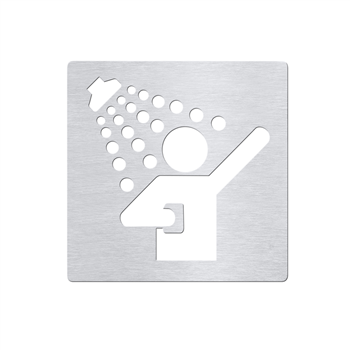 Ikona - Sprchy, mat
