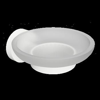 WHITE: Mýdlenka skleněná