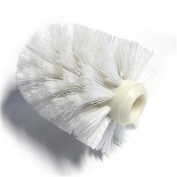 Náhradní WC kartáč bez rukojeti bílý pro ALFA, PLAZA 102413012, 102313062, 118113012