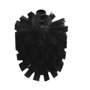 OMEGA: Náhradní WC kartáč bez rukojeti BETA, NEO - černý 102313067,104113017,104113107, 102313059