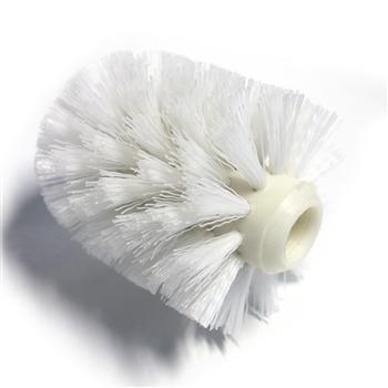 PLAZA: Náhradní WC kartáč bez rukojeti 118113092 bílý - starý typ - závit