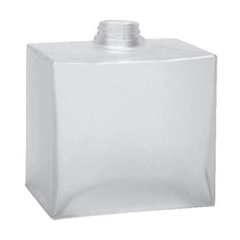 sklo pro hranatý dávkovač 118109042 bílý mat