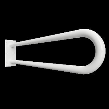 HELP: Podpěrné madlo ve tvaru U 813 mm, bílé