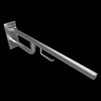 HELP: Sklopný úchyt nerez brus, s držákem TP, 760mm