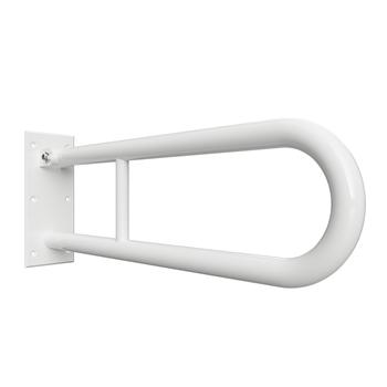 HELP: Sklopný úchyt ve tvaru U 600 mm, bílé