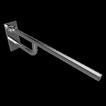 HELP: Sklopný úchyt, nerez 760mm, s krytkou