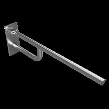 HELP: Sklopný úchyt, nerez brus 850mm, s krytkou