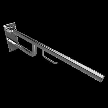 HELP: Sklopný úchyt, nerez, s držákem TP, 760mm