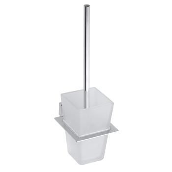 PLAZA: WC štětka miska sklo
