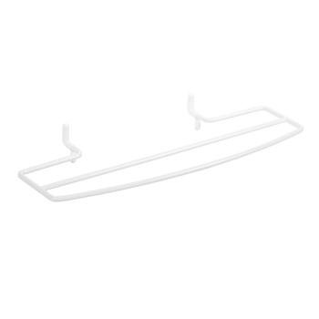 RAWELL: Držák ručníků na otopné těleso bílý