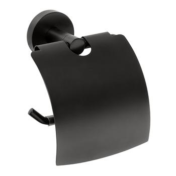 DARK: Držák toaletního papíru s krytem