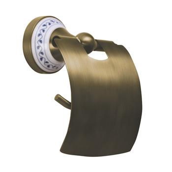 KERA: Držák toaletního papíru s krytem