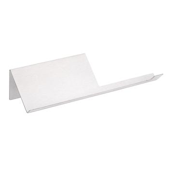 NIVA: Držák toaletního papíru s poličkou