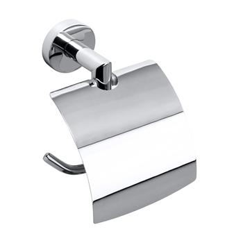 OMEGA: Držák toaletního papíru s krytem