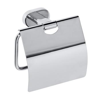 OVAL: Držák toaletního papíru s krytem