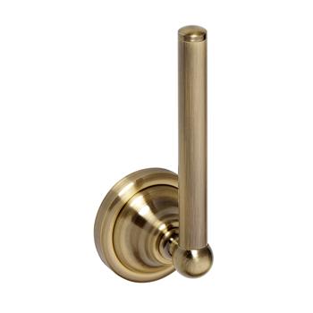 RETRO bronz: Držák toaletního papíru rezervní