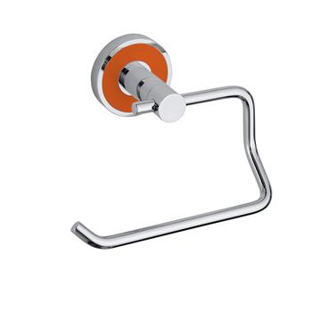 TREND-I: Držák toaletního papíru bez krytu, oranžová