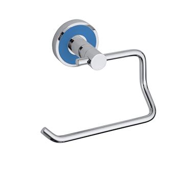 TREND-I: Držák toaletního papíru bez krytu, světle modrá