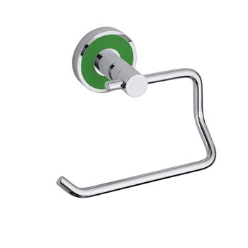 TREND-I: Držák toaletního papíru bez krytu, zelená