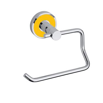 TREND-I: Držák toaletního papíru bez krytu, žlutá