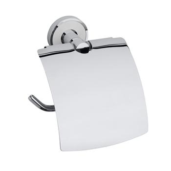 TREND-I: Držák toaletního papíru s krytem, bílá