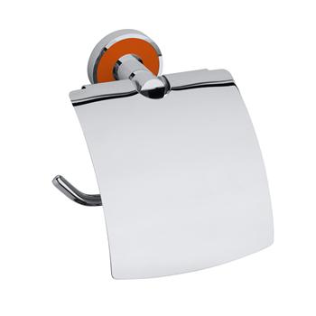 TREND-I: Držák toaletního papíru s krytem, oranžová