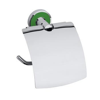 TREND-I: Držák toaletního papíru s krytem, zelená
