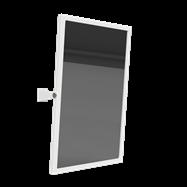 HELP: Výklopné Zrcadlo, bílé