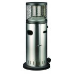 Tepelný plynový zářič (topidlo) Enders POLO 2.0. Jednoduchá manipulace pomocí transportních koleček a madel. Bezpečnostní spínač při zhasnutí plamene a naklonění větším než 45°.