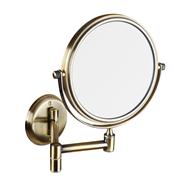 RETRO bronz: Kosmetické zrcátko oboustranné