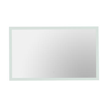 Zrcadlo s LED osvětlením a touch senzorem 1200x600