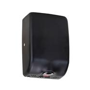 Bezdotykový osoušeč rukou - 1000W, LED light, black
