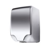 Bezdotykový osoušeč rukou - 1350W, LED light, nerez mat