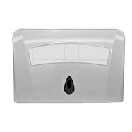 Zásobník na hygienické ochrany WC, plast, bílý