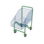 Pojízdný vozík na prádlo BESI PRAČKA