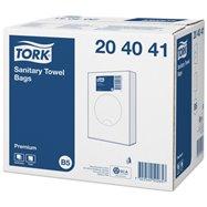 Tork hygienické sáčky, 25 ks/balení