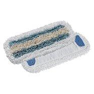 TTS mop Wet System, mikrovlákno/BA/PE, 40×13 cm