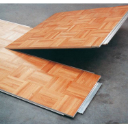 Mobilní taneční parket, 125 x 100 cm