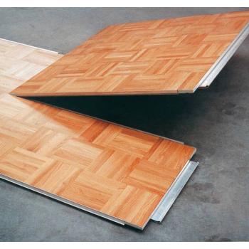 Mobilní taneční parket, 62,5 x 100 cm