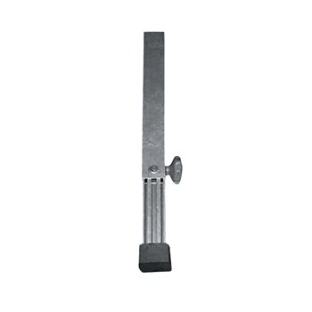 Nohy k jevištní plošině s flexibilní délkou 100 - 160 cm (sada 4ks)