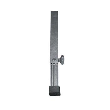 Nohy k jevištní plošině s flexibilní délkou 40 - 60 cm (sada 4ks)