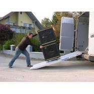 Nájezdová rampa Mauderer RAM-001 přenosná nosnost do 2000 kg