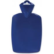 Termofor Hugo Frosch Classic s drážkovaným povrchem – modrý