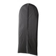 Obal na obleky a dlouhé šaty Compactor URBAN 60 x 137 cm - černý