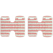 2 ks universálních návleků z mikrovlákna pro parní vysavače Polti LECOASPIRA