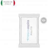 FRESCOASPIRA PULITIO deodorant s vůní čerstvě vypraného prádla 10ks pro Polti UNICO