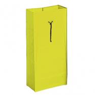 PVC pytel k vozíkům Nick Star / Green, 120 l, žlutý